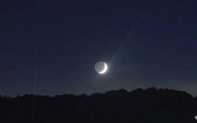 A Spell For Prophetic Dreams: The March New Moon