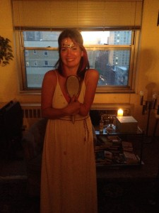 Tamrha Richardson, Priestess of Hekate and High Priestess of Novices of the Old Ways, Indiana