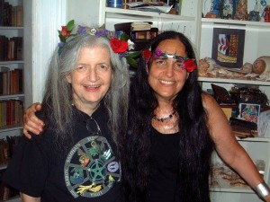 Judy Harrow and Margot Adler