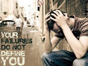 Should you ever fear failure….